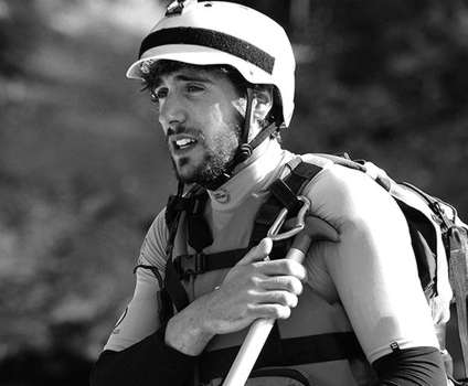 Photo Sebastien guide Rafting youraft