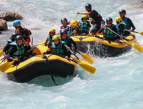Rafting in Serre Chevalier and Briançon