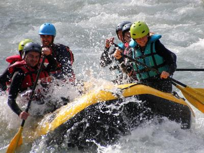 Photo 4 - Descente Rafting Sensation